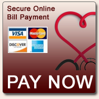 Online Bill Payment Button for Stewart Family Practice